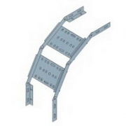 Vertical Elbow ( Outside )   Hot Dip Galvanized- UP
