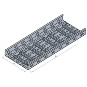 Metal Cable Tray Hot Dip Galvanized